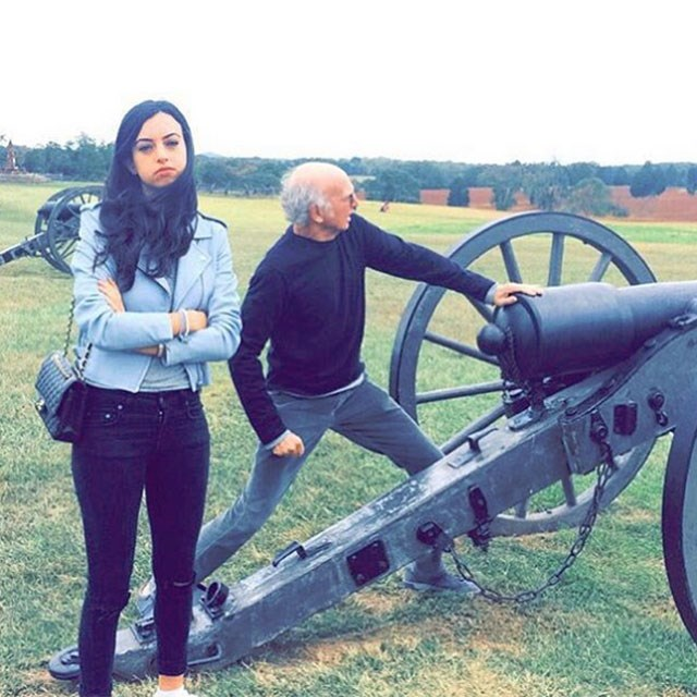 """He's making us tour every civil war battlefield"""