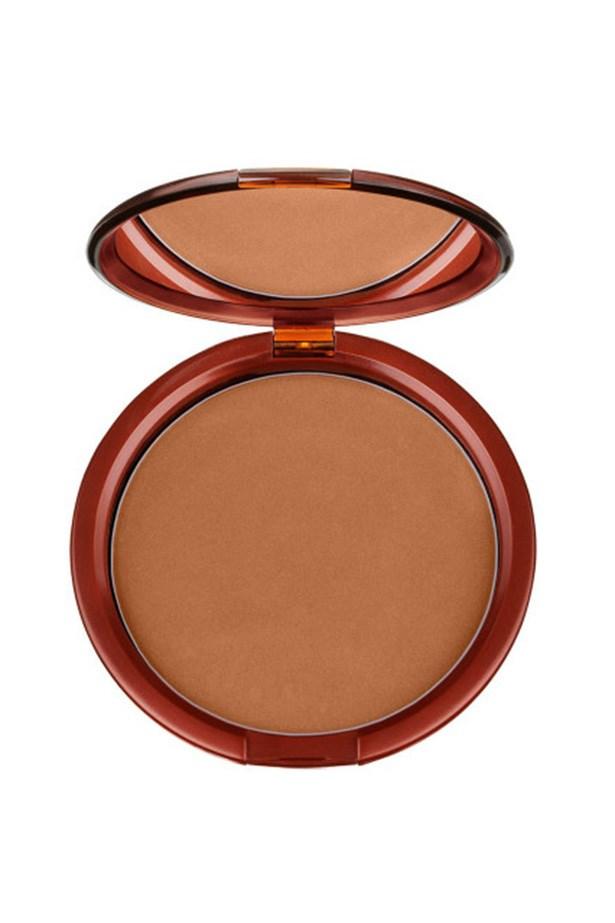 <strong>Medium Skin</strong><br><br> Matte bronzers with copper tones enhance your natural tan.<br><br> <em>Bronze Goddess in Medium, $58, Estée Lauder, esteelauder.com.au</em>