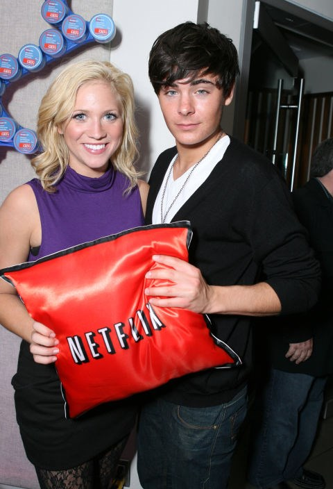SEPTEMBER 11, 2006 And discovering Netflix and chill, almost a decade before it became a thing. GETTY