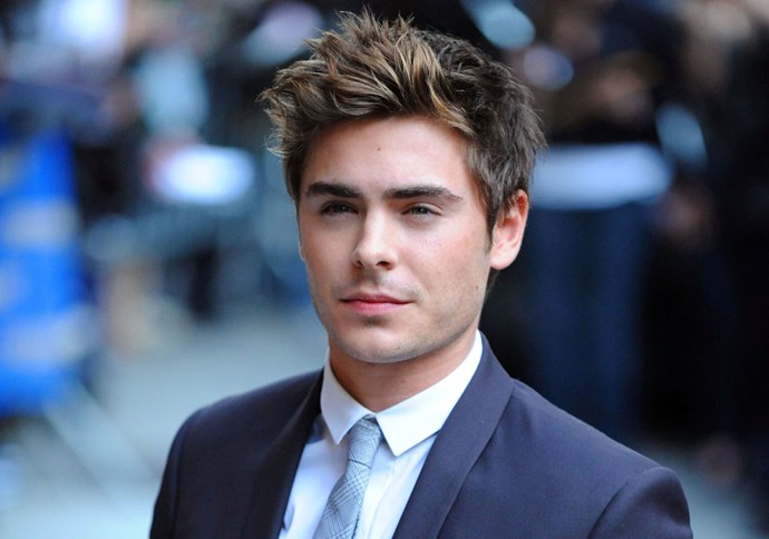NOVEMBER 24, 2009 A hottie is BORN! This is the moment he became the Zac Efron we know and love! So beautiful! (Coincidentally, Zac has just graduated the High School Musical, Disney franchise.) GETTY