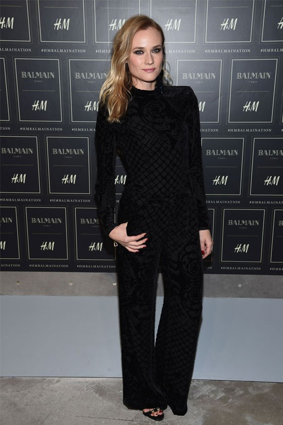 Diane Kruger never disappoints.