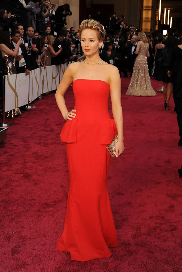Remember this bad boy? Jennifer Lawrence stole the show in it back in 2013.