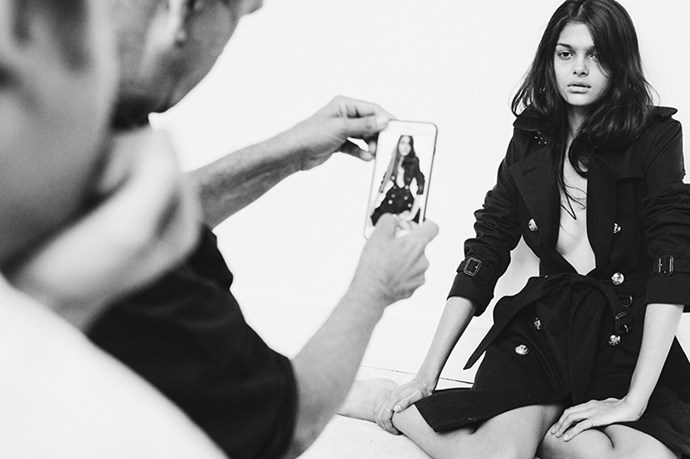 Burberry Launches First Ever Snapchat Campaign