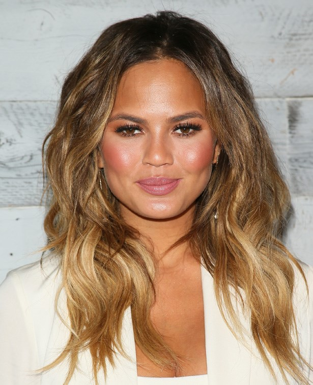 Chrissy Teigen stores her eye cream in the FREEZER to make sure it's super chilled for her morning application. Brrrrr.