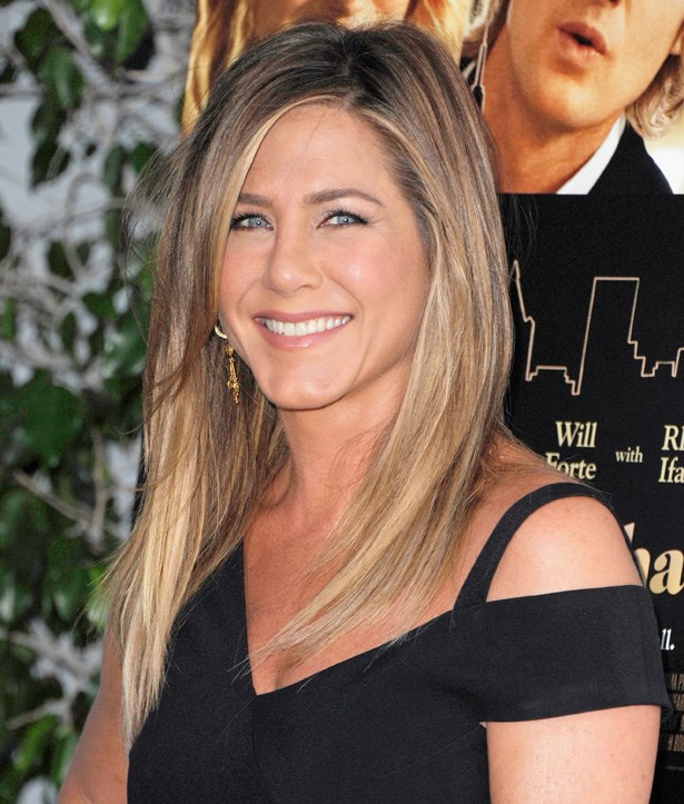 Jennifer Aniston is another celeb who conditions her hair first, apparently leaving shampoo until last gives you added texture. We're trying this ASAP.
