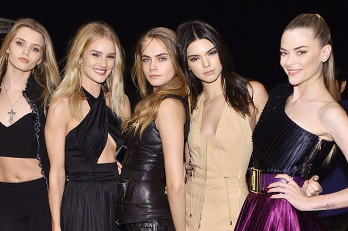 Basically Every Celebrity Partied For Olivier Rousteing's 30th