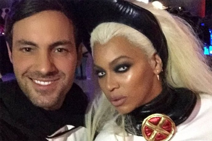 *Starts petition for Beyonce to play Storm in the next X-Men film*