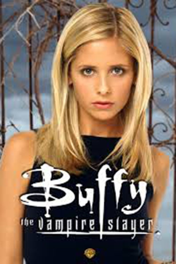 Buffy the Vampire Slayer. Slayed actual vampires! Do we need to even say anything more about her bad-assery?