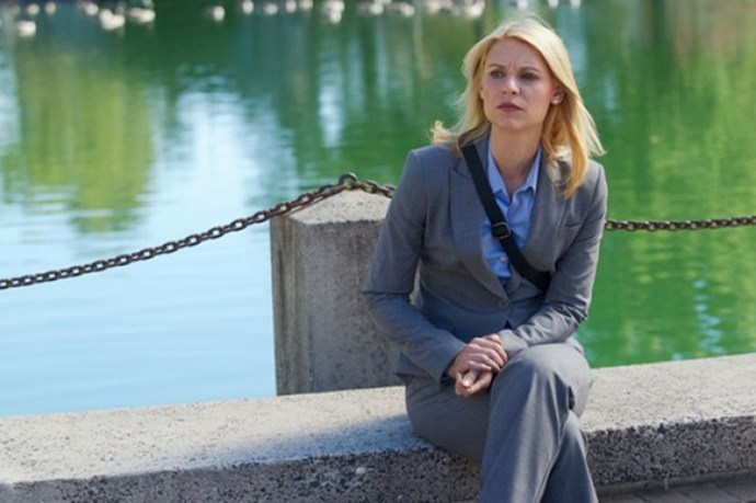 OK so Carrie Mathison doesn't always make the best choices in Homeland, and she can be hard to like, but she is brilliant and fearless in her quest to protect her country against the threat of Homeland. Also she's not afraid to cry - and her cry face is epic. It's not a sign of weakness to cry!