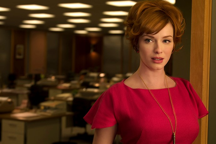 Joan Holloway was queen Bee at the various advertising agencies she worked in in Mad Men, but that doesn't mean that she had it easy. <br>Every victory of hers was hard-fought - and because of her sass, her self-belief and her refusal to be walked all over.