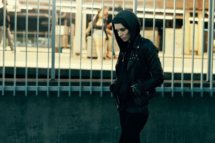 OK so Lisbeth Salander in the Girl With The Dragon Tattoo series and movies is pretty bad ass. Like, she's a genius coder, has a strong sense of justice and lives life on her own terms.