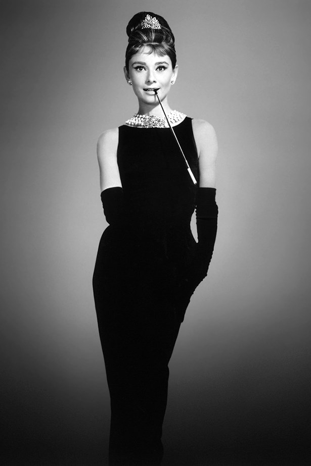 <em>Breakfast At Tiffany's.</em> It was the dress that spawned a thousand copies, costumes and bridal shower themes, and it's still gorgeous.
