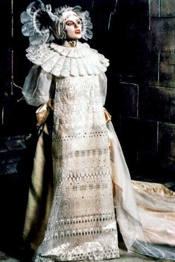 <em>Bram Stoker's Dracula.</em> The film might have been haunting, but the intricate costumes were hauntingly beautiful.