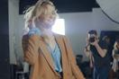 ELLE Debuts Virtual Reality Fashion Film, Cherchez La Femme