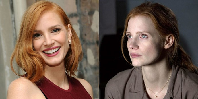 "<strong>JESSICA CHASTAIN PLAYS A CHARACTER NAMED ""MURPH"" IN 'INTERSTELLAR'</strong> <br> <br> In the original script for last year's Interstellar, Christopher Nolan wrote the character of Matthew McConaughey's child, Murph, as a boy. But as the story developed, he changed his mind. ""Maybe because my eldest child is a girl, I decided to change Murph into a girl,"" the director <a href=""http://www.dazeddigital.com/artsandculture/article/22407/1/jessica-chastain-interstellar-interview-gender"">told Dazed</a>. ""I found that came very naturally to me, writing that relationship between a father and a daughter."" Enter Jessica Chastain, who took on the part of the idealistic NASA employee."