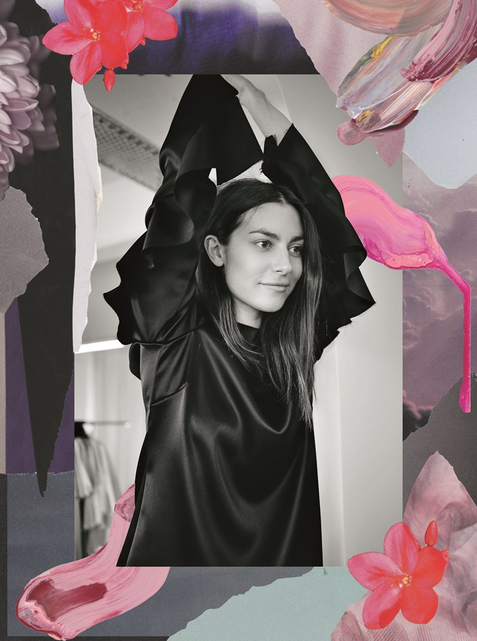 Emerging Designer of the Year presented by Topshop: Georgia Alice