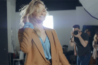 BTS on ELLE's Virtual Reality Fashion Film Cherchez La Femme