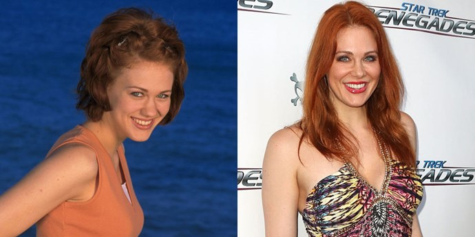 "<strong>MAITLAND WARD AS RACHEL MCGUIRE</strong> <br> <br> Rachel McGuire was Jack and Eric's college roommate who friendzoned them both. From <em>Boy Meets World</em>, the actress went on to star in <em>White Chicks</em>. These days, she's a very enthusiastic cosplay dresser- peep her <a href=""https://instagram.com/p/66Az3NR5nw/"">Instagram</a> to see some of her wild costumes. Surprisingly, she hasn't been brought back on <em>Girl Meets World</em>."