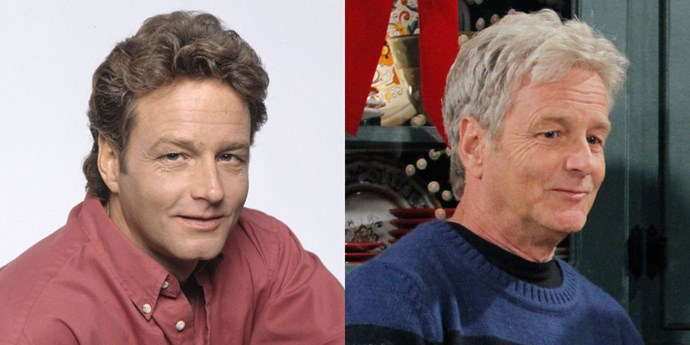 <strong>WILLIAM RUSS AS ALLEN MATTHEWS</strong> <br> <br> After playing the Matthews' father on <em>Boy Meets World</em>, William Russ racked up a lengthy list of appearances on shows like <em>Ally McBeal</em>, <em>Boston Legal</em>, <em>The West Wing</em>, and <em>90210</em>. He reprised his role as Allen Matthews in last year's holiday episode for <em>Girl Meets World</em>.