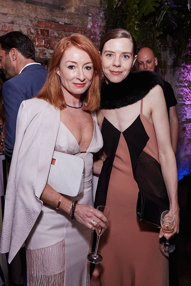 Alexandra Smart and Bianca Spender at the ELLE Style Awards.