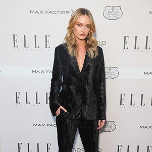 Celebrities at The ELLE Style Awards