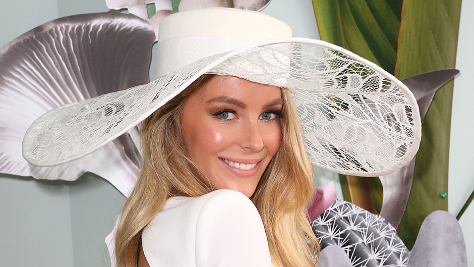 Gigi Hadid at the Melbourne Races 2014