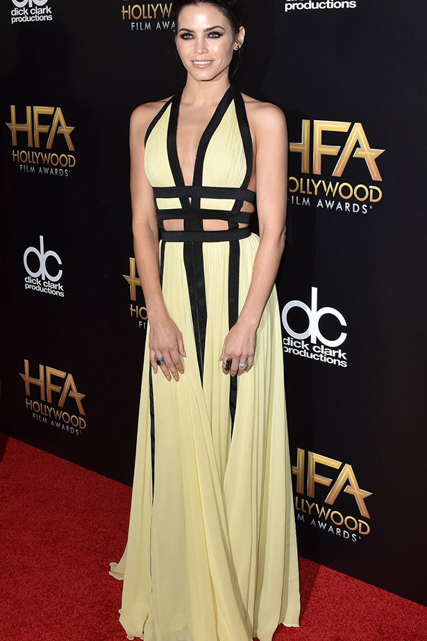Jenna Dewan Tatum at the Hollywood Film Awards.