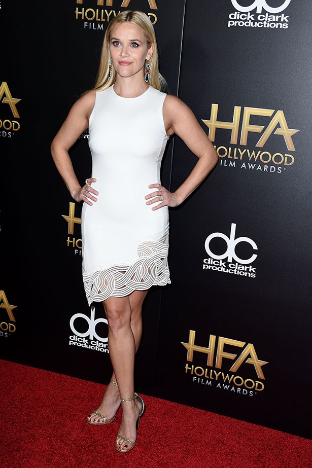 Reese Witherspoon at the Hollywood Film Awards.