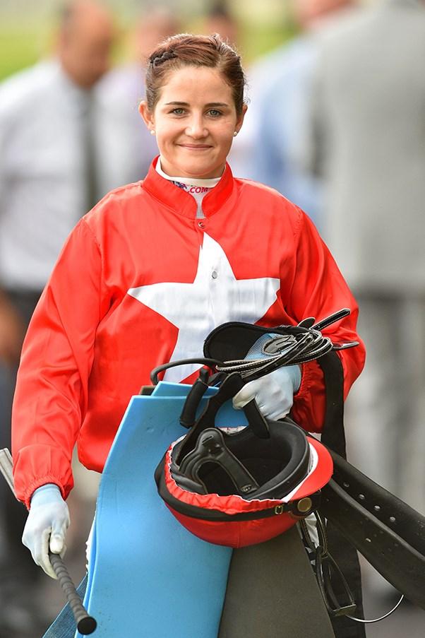 Michelle Payne jockey