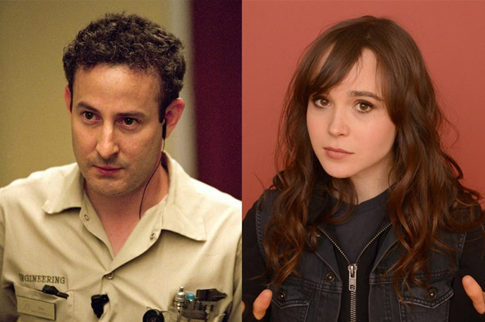 The adorable and geeky Ellen Page would replace Eddie Jemison as Livingston.