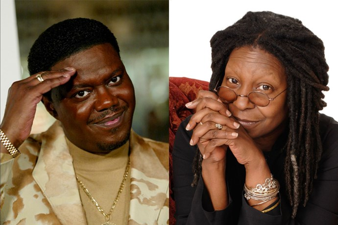 Bernie Mac's Frank Catton would be played admirably by Whoopi Goldberg.