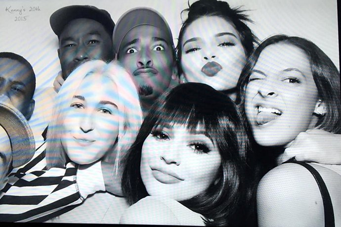 Kendall Jenner's Birthday Party Was VERY Fashion