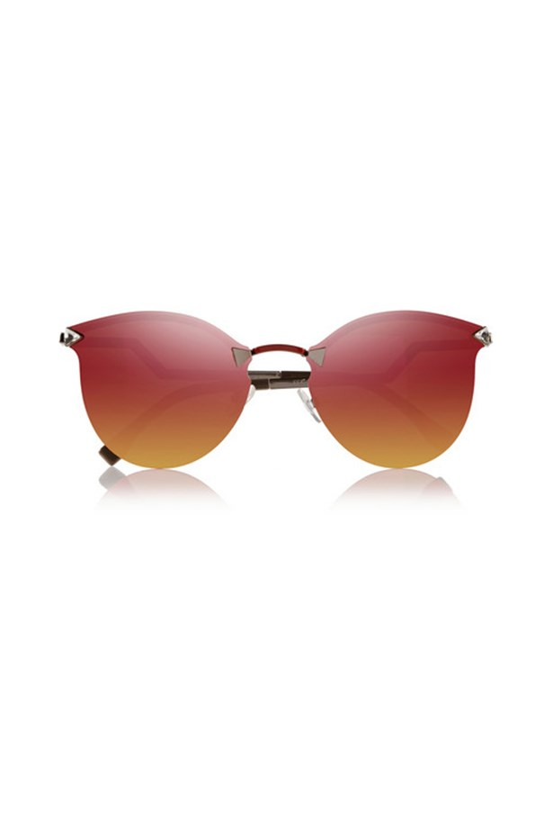 "Fendi mirrored sunglasses, $506, <a href=""http://www.net-a-porter.com/au/en/product/586101/fendi/crystal-embellished-metal-mirrored-sunglasses"">Net-A-Porter</a>"