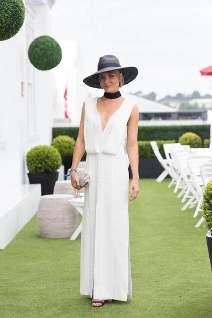 Name: Emma Leonard Race day: Derby Day 2015 Location: Melbourne
