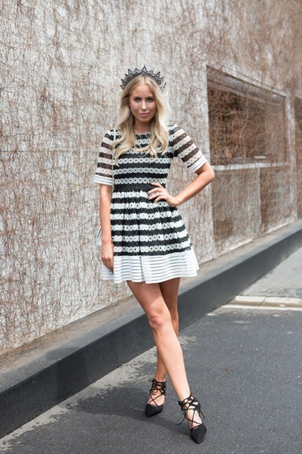 Name: Brooke O'keefe Race day: Derby Day 2015 Location: Melbourne