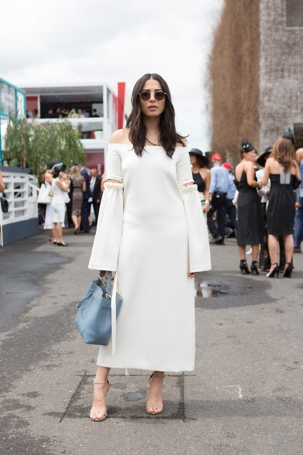 Name: Jessica Gomes Race day: Derby Day 2015 Location: Melbourne