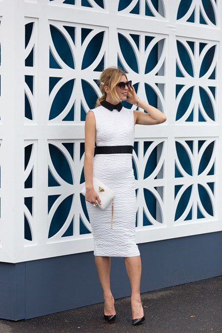 Name: Tanya Gacic Race day: Derby Day 2015 Location: Melbourne