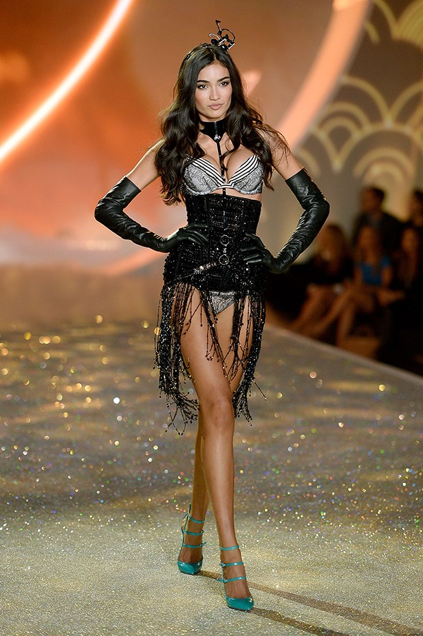 And... okay, Kelly Gale is <em>technically</em> Australian because she hails from Sweden, but her Aussie dad and slight accent means that we can claim her (sort of like Russell Crowe).