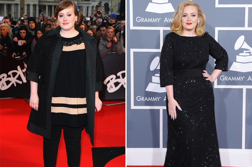 Hello from the otherside... of a seriously stylish evolution (we're sorry - we can't help it). Adele went from English commoner to music royalty.