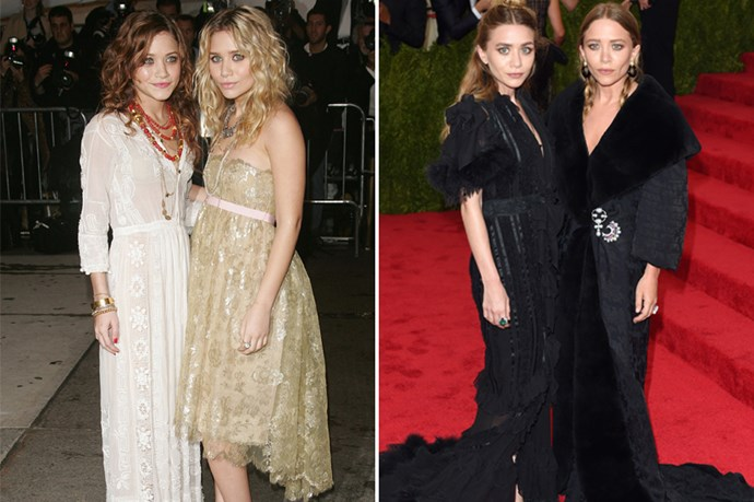 Mary-Kate and Ashley Olsen (affectionately known as MK&A on our healthy range of early 2000s tribute posters) made the successful transition from teeny-bopper fame to fashion mogul. No easy move.