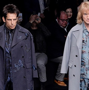 The Official Poster For The New Zoolander Movie Is Here