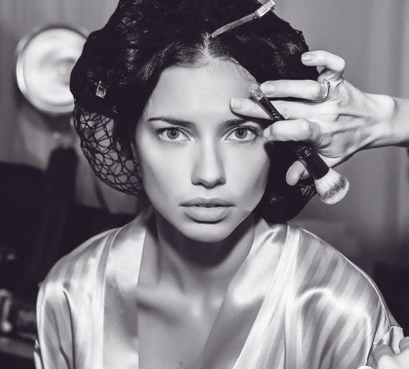 Adriana Lima.