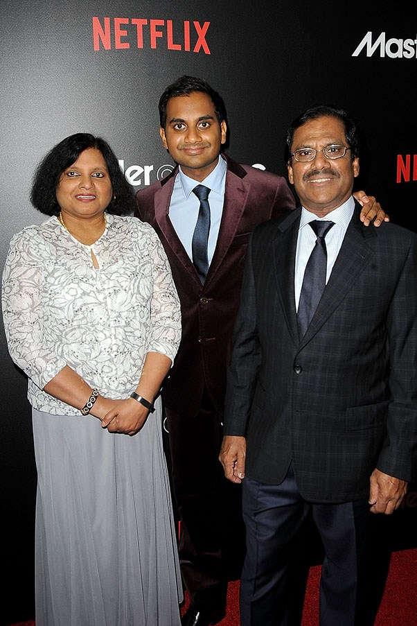 Aziz Ansari's Letter To His Parents Will Make You Want To Call Your Own