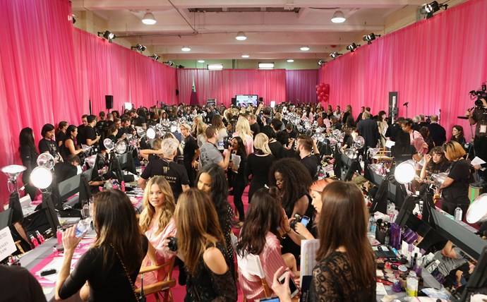 What It's Really Like To Work On A Victoria's Secret Show