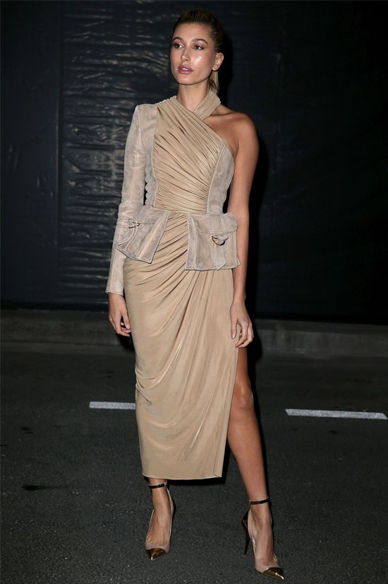 <strong>Hailey Baldwin</strong> <br> <br> Hailey Baldwin, turning 19 in November, has become a street style expert, and wows on the red carpet too.