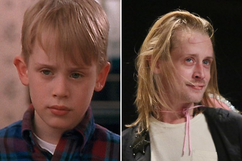 Macaulay Culkin eventually broke away from his child movie star life, and longtime girlfriend Mila Kunis (right?!) to live out his life-long dream of being a musician in his band The Pizza Underground.