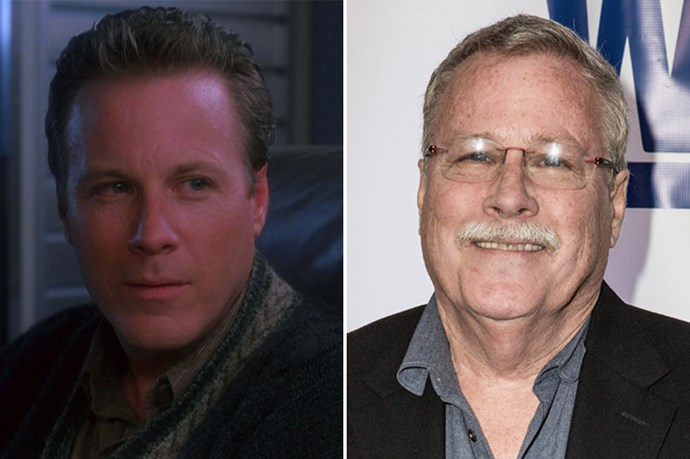 John Heard AKA Peter McCallister hasn't been sitting on his hands, either. The Hollywood heavyweight has six films due for release next year.