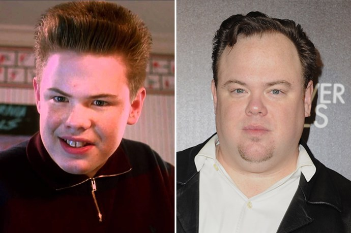 Ahh, Buzz. We loved to hate you, and your stupid spiked hair. His actor Devin Ratray has been getting steady jobs in Hollywood.