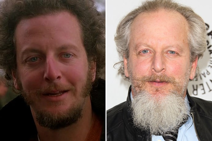 Daniel Stern, who played Marv Merchants, keeps a low profile on the acting scene and has kept his glorious beard.