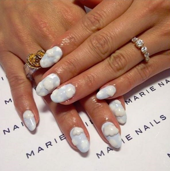 Not even Marty McFly could have predicted the heights we would reach with 3D nails.